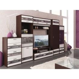 Набор мебели для гостиной Валенсия 5 (ширина 334 см)