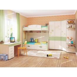 Набор мебели для детской Акварель 1