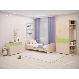 Набор мебели для детской Акварель 10
