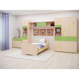 Набор мебели для детской Акварель 12