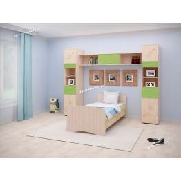 Набор мебели для детской Акварель 13