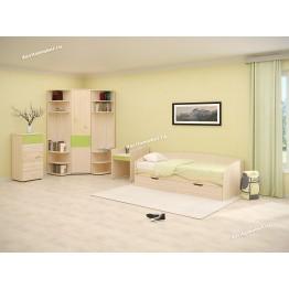 Набор мебели для детской Акварель 15