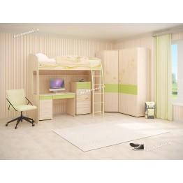 Набор мебели для детской Акварель 16