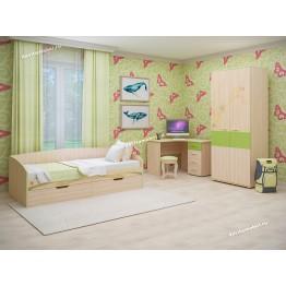 Набор мебели для детской Акварель 18