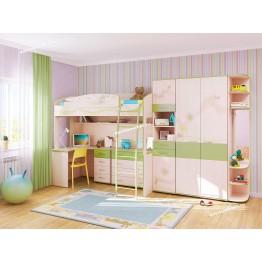 Набор мебели для детской Акварель 2