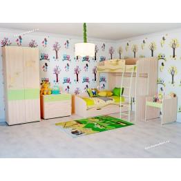 Набор мебели для детской Акварель 20
