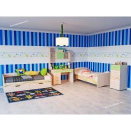 Набор мебели для детской Акварель 22