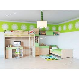 Набор мебели для детской Акварель 24
