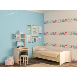 Набор мебели для детской Акварель 28