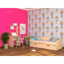 Набор мебели для детской Акварель 29