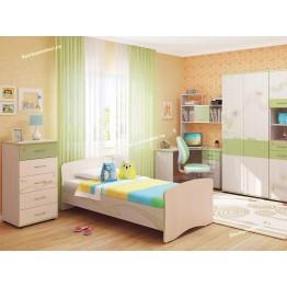 Набор мебели для детской Акварель 3