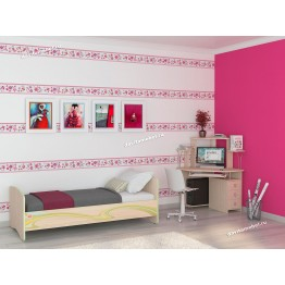 Набор мебели для детской Акварель 31