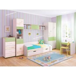 Набор мебели для детской Акварель 4