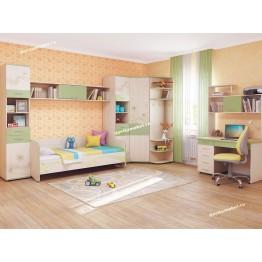 Набор мебели для детской Акварель 5