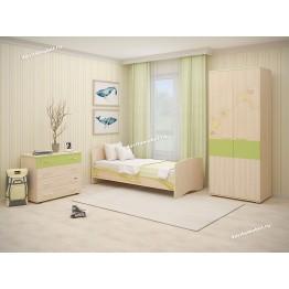 Набор мебели для детской Акварель 9