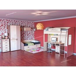 Набор мебели для детской Британия 23