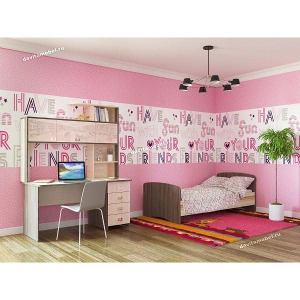 Набор мебели для детской Британия 28