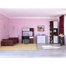 Набор мебели для детской Джулия 50