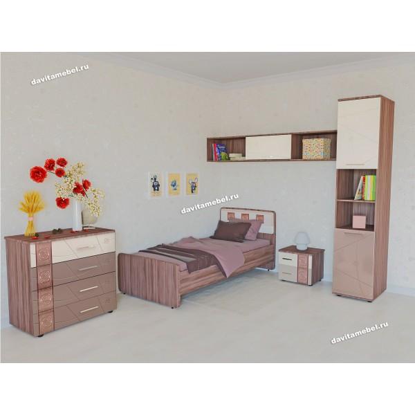 Набор мебели для детской Розали 25
