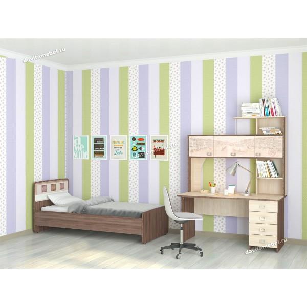 Набор мебели для детской Розали 29
