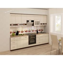 Кухонный гарнитур Аврора 21 (ширина 300 см)