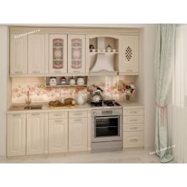 Кухонный гарнитур Глория 3 12 (ширина 240 см)