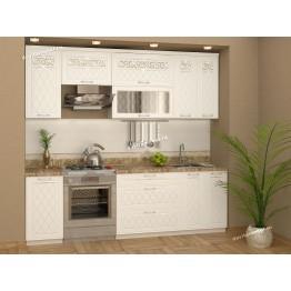Кухонный гарнитур Тиффани 10 (ширина 240 см)