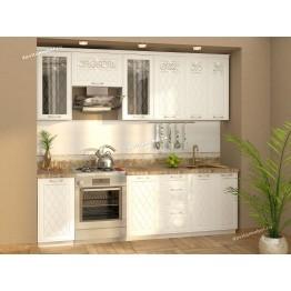 Кухонный гарнитур Тиффани 13 (ширина 240 см)