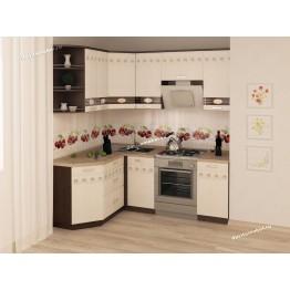 Кухонный гарнитур угловой Аврора 15 (ширина 150х200 см)