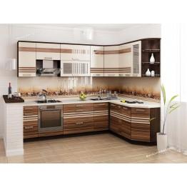 Кухонный гарнитур угловой Рио 18 (ширина 280x190 см)